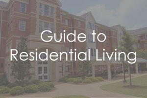 Guide To Residential Living